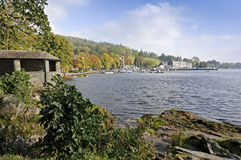 Lake Windermere Stock Photo