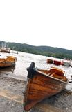 Lake Windermere. Boats at Windermere in the Lake District Royalty Free Stock Photos