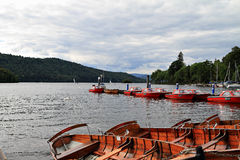 Lake Windermere Royalty Free Stock Images