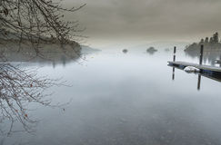 Lake Windermere English Lake District Cumbria Stock Images