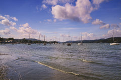 Lake Windermere, view from Bownness-on-Windermere Royalty Free Stock Photos