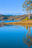 Lake Wivenhoe in Queensland during the day Royalty Free Stock Photography