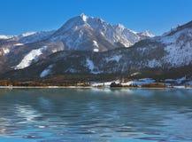 Lake Wolfgangsee - Austria Royalty Free Stock Photo
