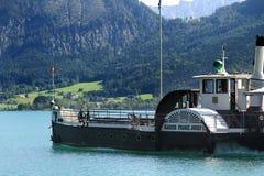 Lake Wolfgangsee Stock Images