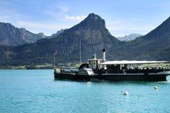 Lake Wolfgangsee Royalty Free Stock Photo