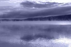 Lake Worth at sunrise Royalty Free Stock Photo