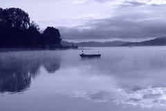 Lake Worth at sunrise Royalty Free Stock Image