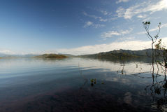 The lake of yate Stock Images