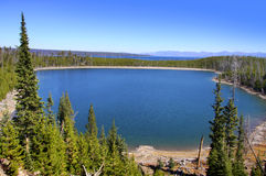 Lake Yellowstone Royalty Free Stock Image