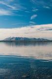 lake yellowstone Fotografering för Bildbyråer