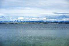Lake of Yellowstone Royalty Free Stock Photo