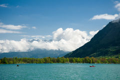 Lake Zell Stock Images