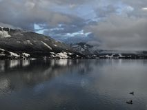 Zell am See, Austria Stock Photography