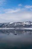 Lake Zlatar at Zlatibor Serbia Royalty Free Stock Photography