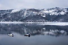 Lake Zlatar at Zlatibor Serbia Stock Image