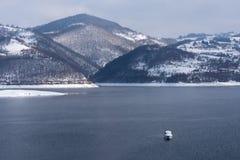 Lake Zlatar at Zlatibor Serbia Stock Photography