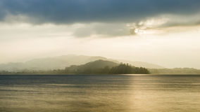 Lake Zug in Switzerland. Stock Photography