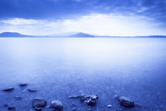 Lake Zug in Switzerland. Stock Images