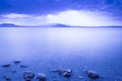 Lake Zug in Switzerland. Royalty Free Stock Photos