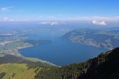 Lake Zugersee Stock Photos