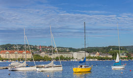 Lake Zurich Stock Image