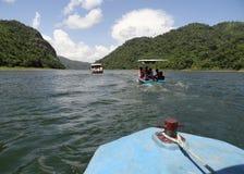 Lakefari Royaltyfria Bilder