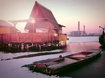 Lakehouse Imagen de archivo libre de regalías