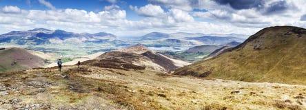 Lakeland Mountain range Stock Image
