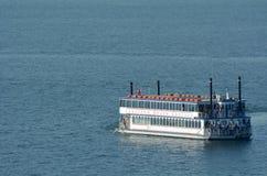 Lakeland Queen cruise -Rotorua New Zealand Stock Image