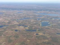 Lakeland septentrional Fotos de archivo libres de regalías