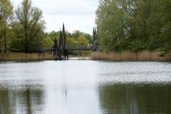 Lakelands布里茨庭院 库存图片