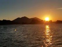 LakeLife royaltyfri bild