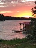 LakeLife royaltyfri fotografi