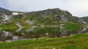 lakes royaltyfri fotografi