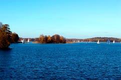 The Lakes of Autumn Royalty Free Stock Photo