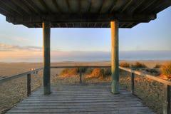 Lakes Entrance Beach Stock Photography