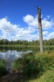 Lakes within Itasca State Park Stock Photos