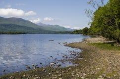Lakes of killarney, ireland. View of the lakes of killarney, ireland Royalty Free Stock Photo