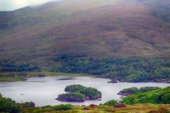 Lakes in the Killarney National Park, Ireland Stock Photography