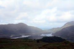 Lakes in the Killarney National Park, Ireland Stock Photo
