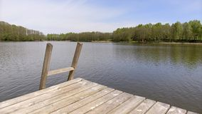 Lakes of Lithuania stock video