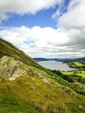 The lakes royalty free stock image