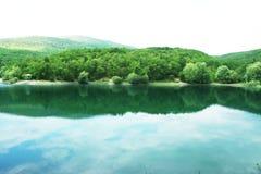 Lakes scene Stock Photos