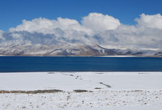 Lakes in  Tibet Stock Photography