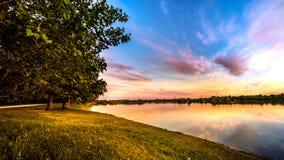 Lakescape Стоковые Изображения RF