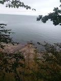 lakeside obrazy royalty free