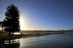 Lakeside image libre de droits