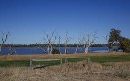 lakeside Stock Afbeelding
