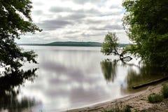 lakeside Imágenes de archivo libres de regalías