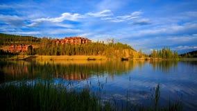 lakeside Imagem de Stock
